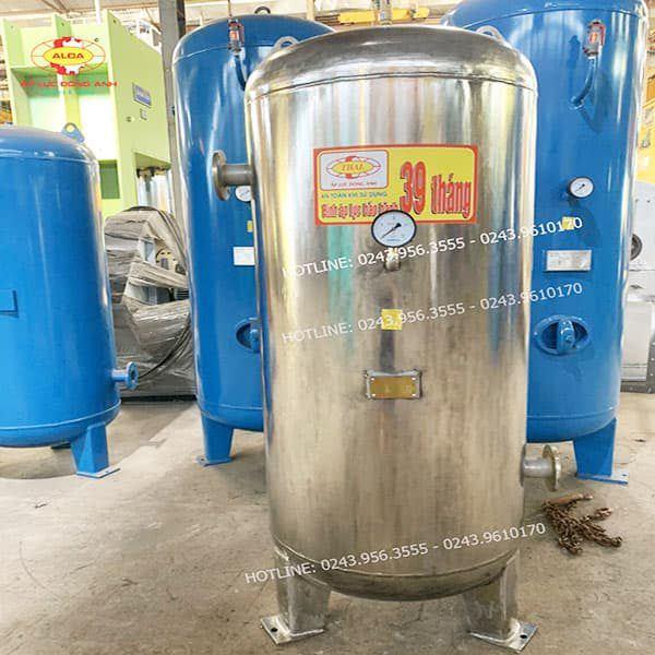 Bình chứa khí nén cho ngành dược