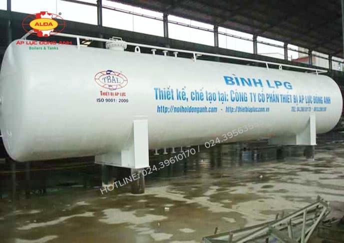 Bồn chứa khí gas hóa lỏng LPG