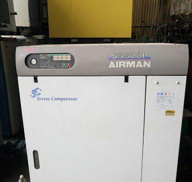 Tổng quan về máy nén khí AIRIMA 22K